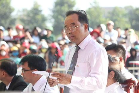 Xử vụ thảm sát Bình Phước: Dương, Tiến lãnh án tử, Thoại 16 năm tù  - ảnh 9