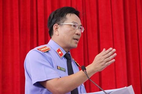 Xử vụ thảm sát Bình Phước: Dương, Tiến lãnh án tử, Thoại 16 năm tù  - ảnh 6