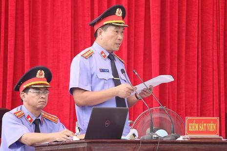 Xử vụ thảm sát Bình Phước: Dương, Tiến lãnh án tử, Thoại 16 năm tù  - ảnh 11