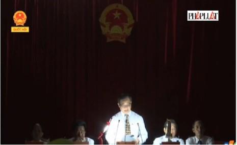Những điểm lạ của phiên tòa xử vụ thảm sát Bình Phước - ảnh 8