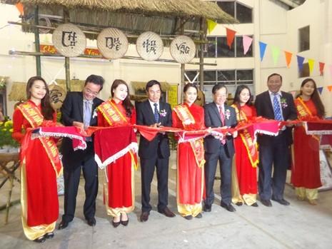 Hơn 300 gian hàng tham gia Hội chợ Xuân Đà Nẵng 2016 - ảnh 1
