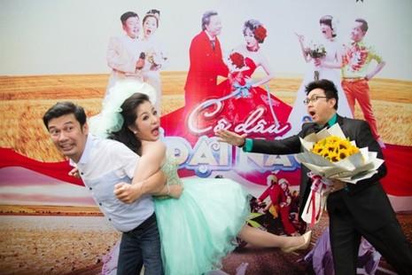 Thúy Nga tung clip 5 lần cưới - ảnh 1