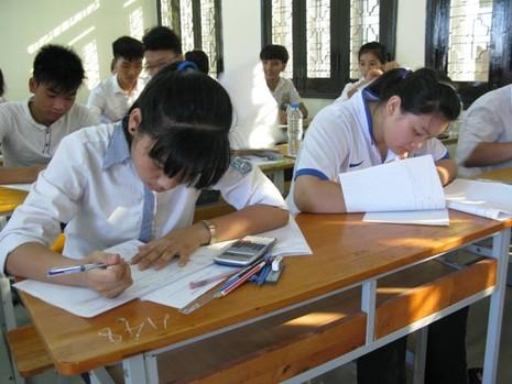 Điểm mới trong kỳ thi tốt nghiệp THPT quốc gia - ảnh 1