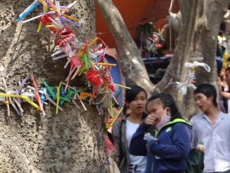 Rác xả xui và nỗi buồn nơi cửa Phật - ảnh 5