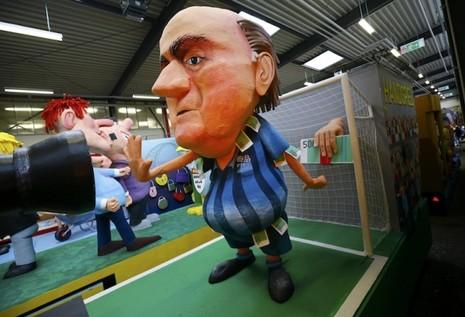 Diễn biến mới nhất cuộc đua vào ghế tân chủ tịch FIFA - ảnh 1