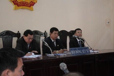 Xử phúc thẩm Nguyễn Mai Trung Tuấn: Thay đổi thẩm phán - ảnh 1