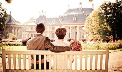 Vợ chồng, không duyên không gặp, không nợ không đến - ảnh 1
