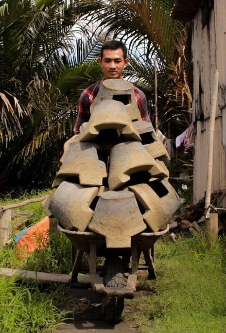 Lò gốm cuối cùng ở Sài Gòn - ảnh 8