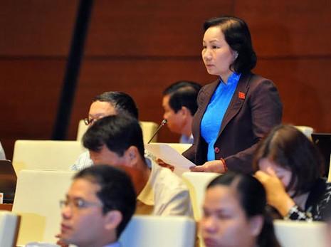 Nhiều đại biểu không đồng tình nâng tuổi trẻ em lên 18 - ảnh 1