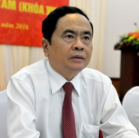 Phân công thêm công tác cho Ủy viên Bộ Chính trị Trương Thị Mai - ảnh 2