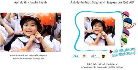 """Khởi động cuộc thi ảnh trực tuyến """"Đội mũ cho con - Trọn tình cha mẹ"""" - ảnh 3"""