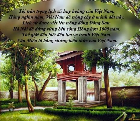 """Dấu ấn Obama qua những câu nói """"để đời"""" tại Việt Nam - ảnh 10"""