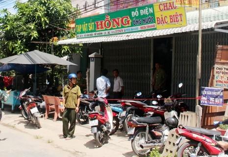 Thảm án kinh hoàng ở An Giang, 3 cha con tử vong tại nhà riêng - ảnh 1