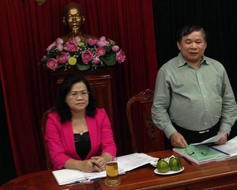 Thứ trưởng kiểm tra công tác chuẩn bị kỳ thi THPT tại Đồng Nai - ảnh 1