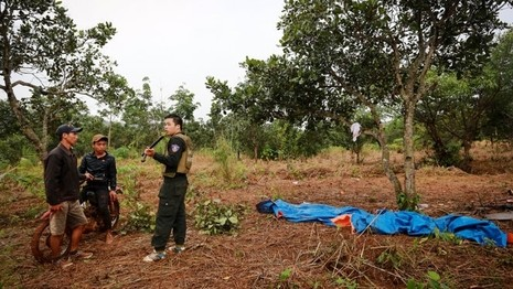 Toàn cảnh vụ công ty cưỡng chế đất, 3 người bị bắn chết - ảnh 3