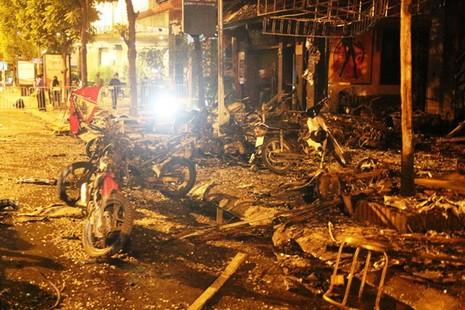 Cháy quán karaoke và những cái chết trong phòng kín - ảnh 5