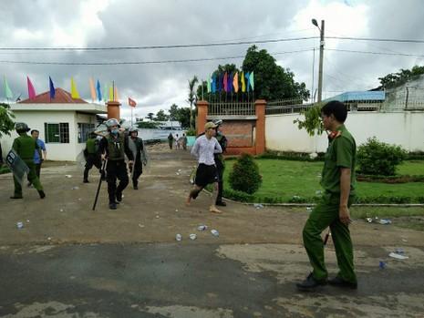 Căng thẳng tiếp diễn tại Trung tâm cai nghiện Đồng Nai - ảnh 3