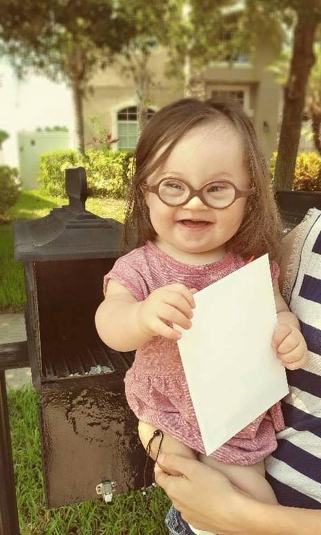 Tâm thư gửi bác sĩ của sản phụ biết con bị Down - ảnh 2