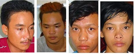 Phạt tù 4 thanh niên cướp, hiếp dâm thai phụ - ảnh 1