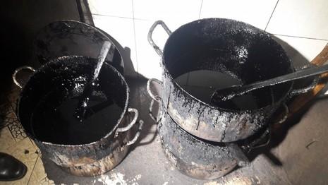 Bắt điểm chế biến cà phê và khô cá sử dụng phụ gia - ảnh 1
