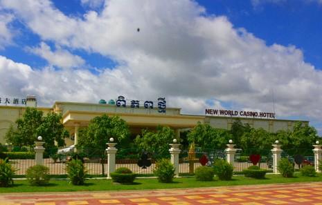 Bị chặt hai đốt ngón tay tại sòng bạc Campuchia - ảnh 1