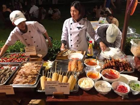 Lễ hội Ẩm thực đường phố Mũi Né.
