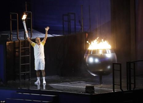 Chùm ảnh: Lễ khai mạc Olympic Rio diễn ra hoành tráng - ảnh 18