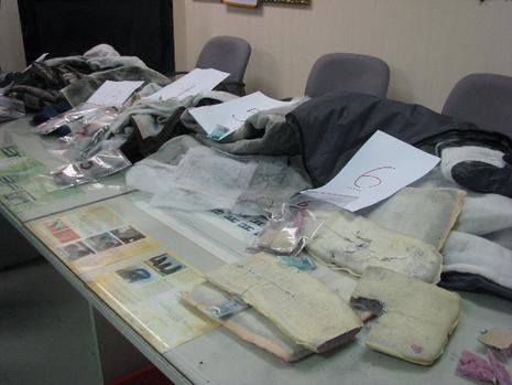 Bắt giữ vụ vận chuyển ma túy lớn tại sân bay Tân Sơn Nhất - ảnh 1