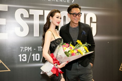 Sao TVB Mã Đức Chung bất ngờ đến chúc mừng Khánh My - ảnh 1