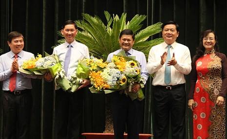 TP.HCM có thêm 2 phó chủ tịch - ảnh 4