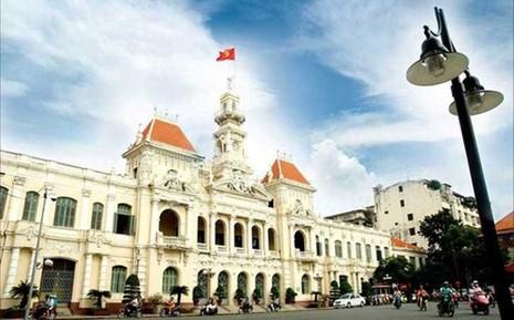 Đề nghị xếp hạng di tích quốc gia đối với trụ sở UBND TP.HCM - ảnh 1