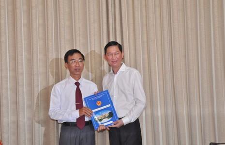 Ông Trần Đình Trữ làm Phó Chánh Thanh tra TP.HCM - ảnh 2