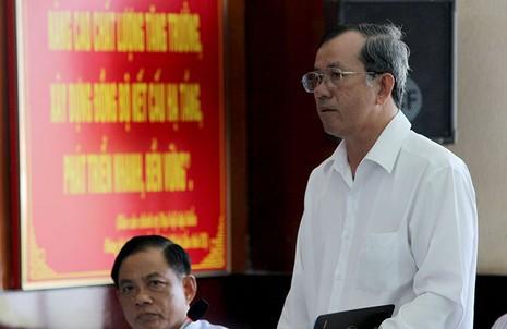 Bí thư Thăng truy nguyên nhân đảng viên bỏ sinh hoạt Đảng ở Nhà Bè - ảnh 2