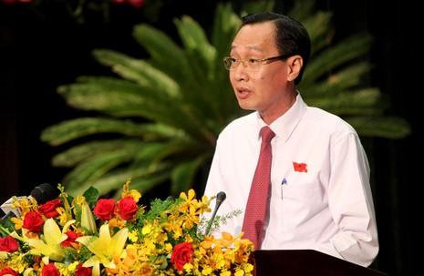 Phó Chủ tịch UBND TP.HCM Lê Thanh Liêm