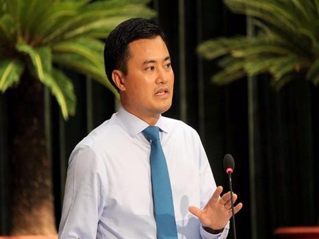 Giám đốc Sở GTVT TP.HCM Bùi Xuân Cường