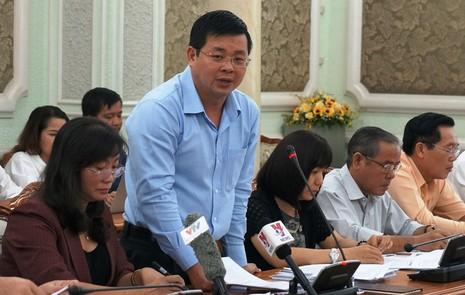 Sắp có câu trả lời về mùi hôi ở khu Nam Sài Gòn - ảnh 1