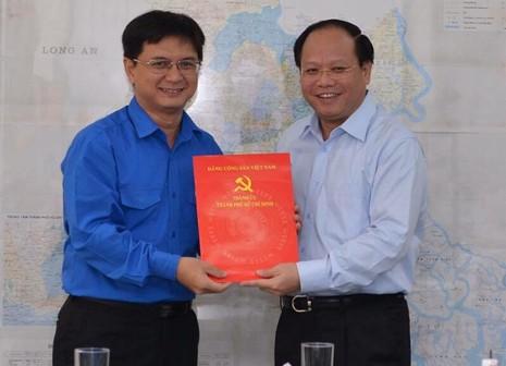 Ông Nguyễn Mạnh Cường làm bí thư quận Thủ Đức - ảnh 1
