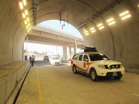 Thông xe hầm đường bộ đèo Cổ Mã - ảnh 5
