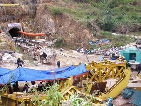 Sáu đơn vị bị phạt trong vụ sập hầm thủy điện Đạ Dâng  - ảnh 2