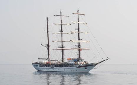 Hải quân Việt Nam đưa tàu buồm hiện đại bậc nhất thế giới vào sử dụng - ảnh 8