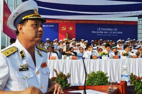 Hải quân Việt Nam đưa tàu buồm hiện đại bậc nhất thế giới vào sử dụng - ảnh 3