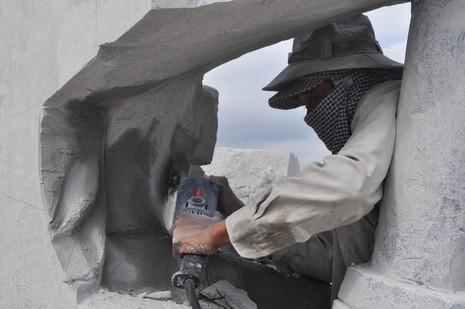 Tượng đài Gạc Ma: 'Những người nằm lại phía chân trời' - ảnh 11