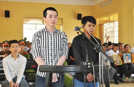 Đề nghị tăng án đối với công an viên đánh chết học sinh - ảnh 1