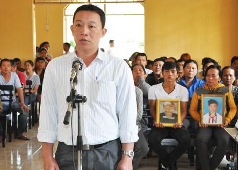 Đề nghị tăng án đối với công an viên đánh chết học sinh - ảnh 3