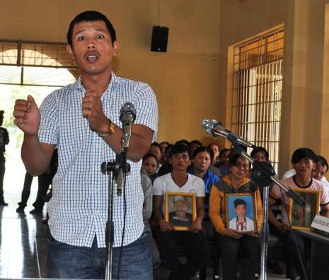 Đề nghị tăng án đối với công an viên đánh chết học sinh - ảnh 4