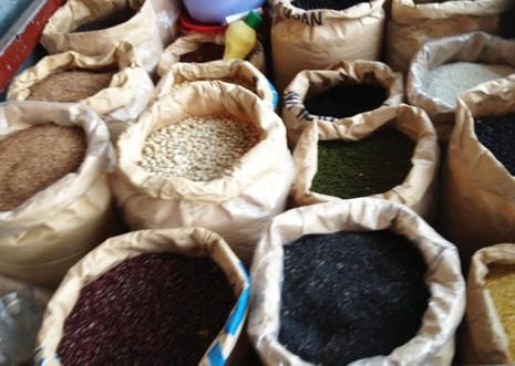 Thực hư việc mè đen bị nhuộm bằng lõi pin ở Phú Yên - ảnh 1
