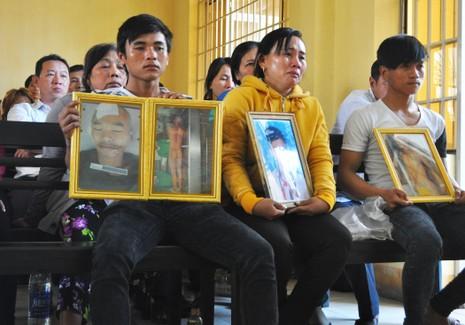 Ngày mai, xử phúc thẩm vụ công an viên đánh chết học sinh - ảnh 2