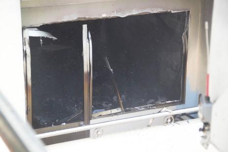 Cháy khách sạn, nhiều người hoảng loạn - ảnh 3