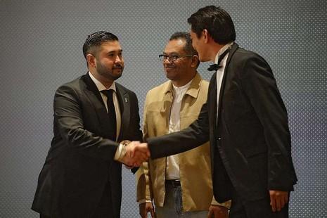 Hoàng tử Johor giải tán đề án 'giải bóng đá nhà giàu Đông Nam Á' - ảnh 1