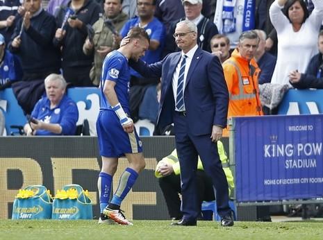 'Chúa' đã đứng về phía Leicester City - ảnh 1